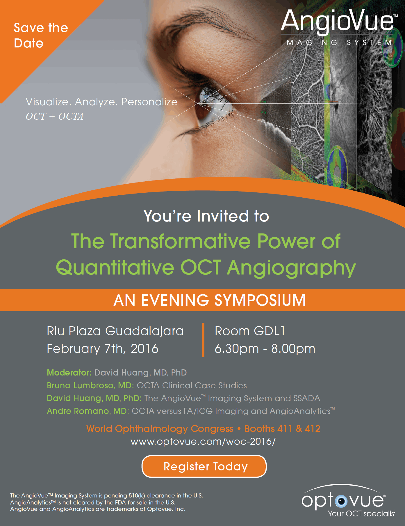 The Transformative Power of Quantitative OCT Angiography